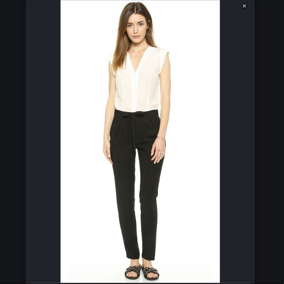 Rebecca Taylor The Combo Jumpsuit